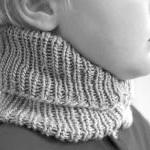 Soft Silk Earwarmer Headband Scarf ..